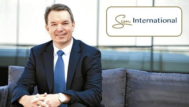 sigma igaming Sun International CEO Anthony Leeming