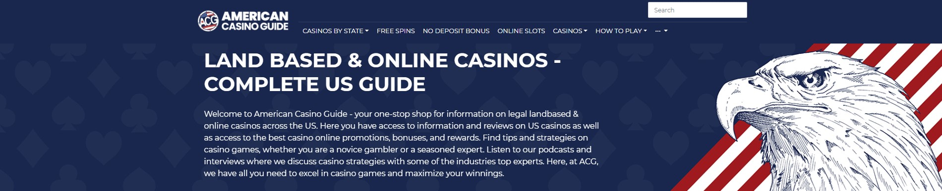 american casino guide affiliate grand slam game lounge