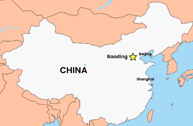 Baoding China