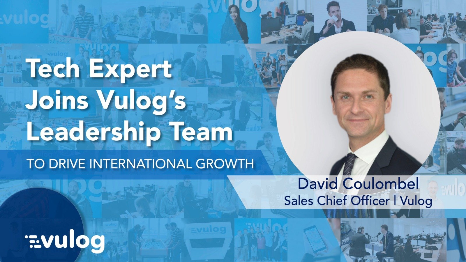 Tech Expert Joins Vulog: Chief Sales Officer - David Coulombel