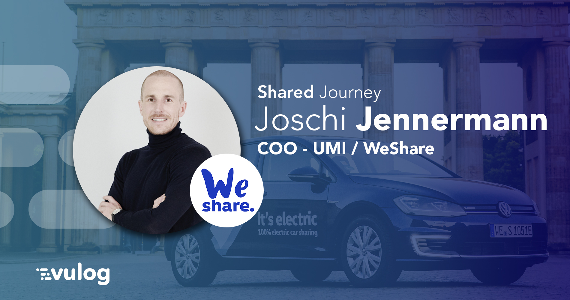 The Shared Journey: Why Berliners are Going Electric with WeShare!
