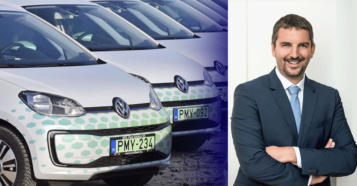 The Shared Journey: From Oil & Gas to Shared Mobility: A Q&A with MOL Limo's Richárd Sáreczky