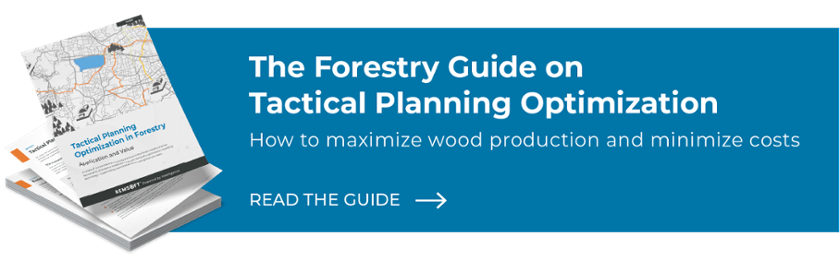 The Forestry Guide on Tactical Planning Optimization