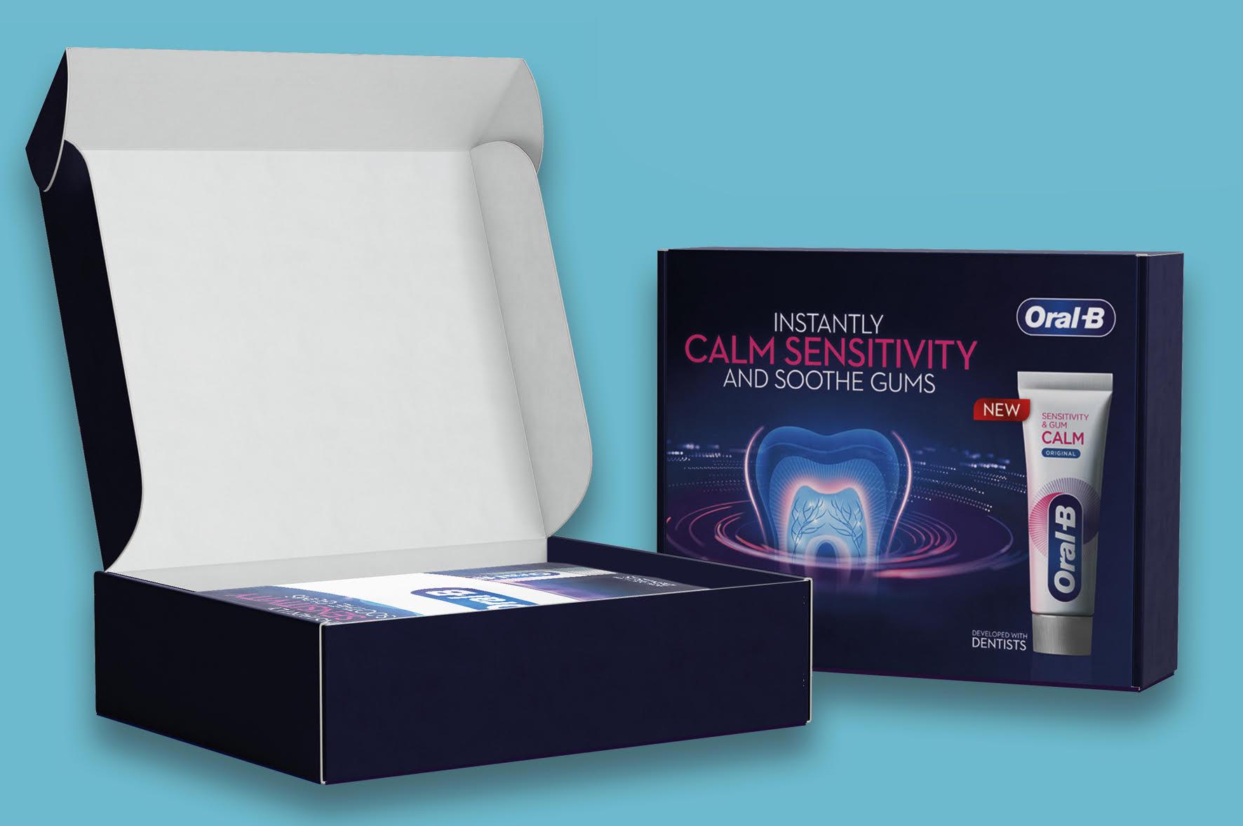 OralB Carton