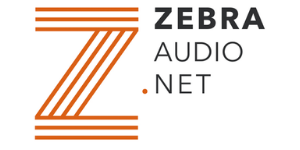Zebra Audio Net logo