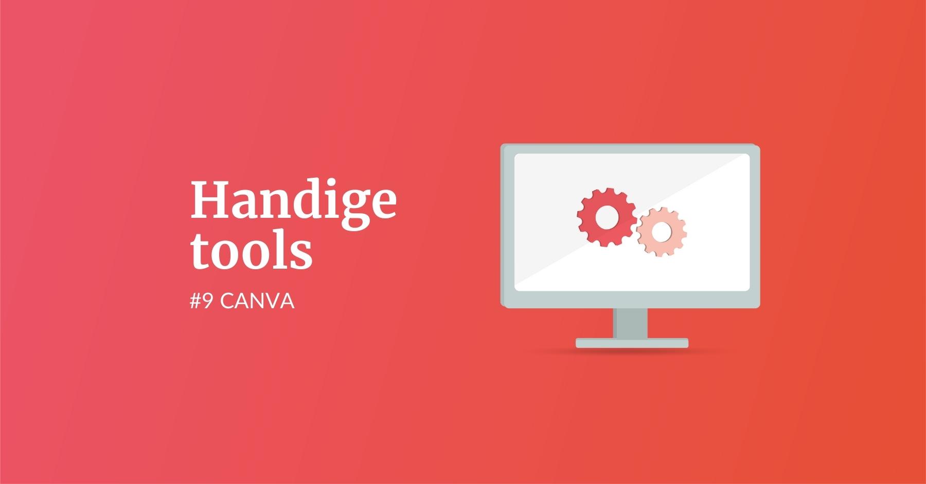 Handige tools #9 CANVA
