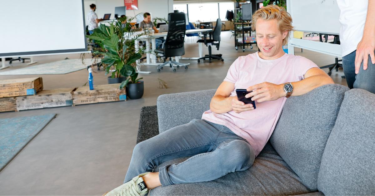 Mobiel leren in een on-the-go-cultuur