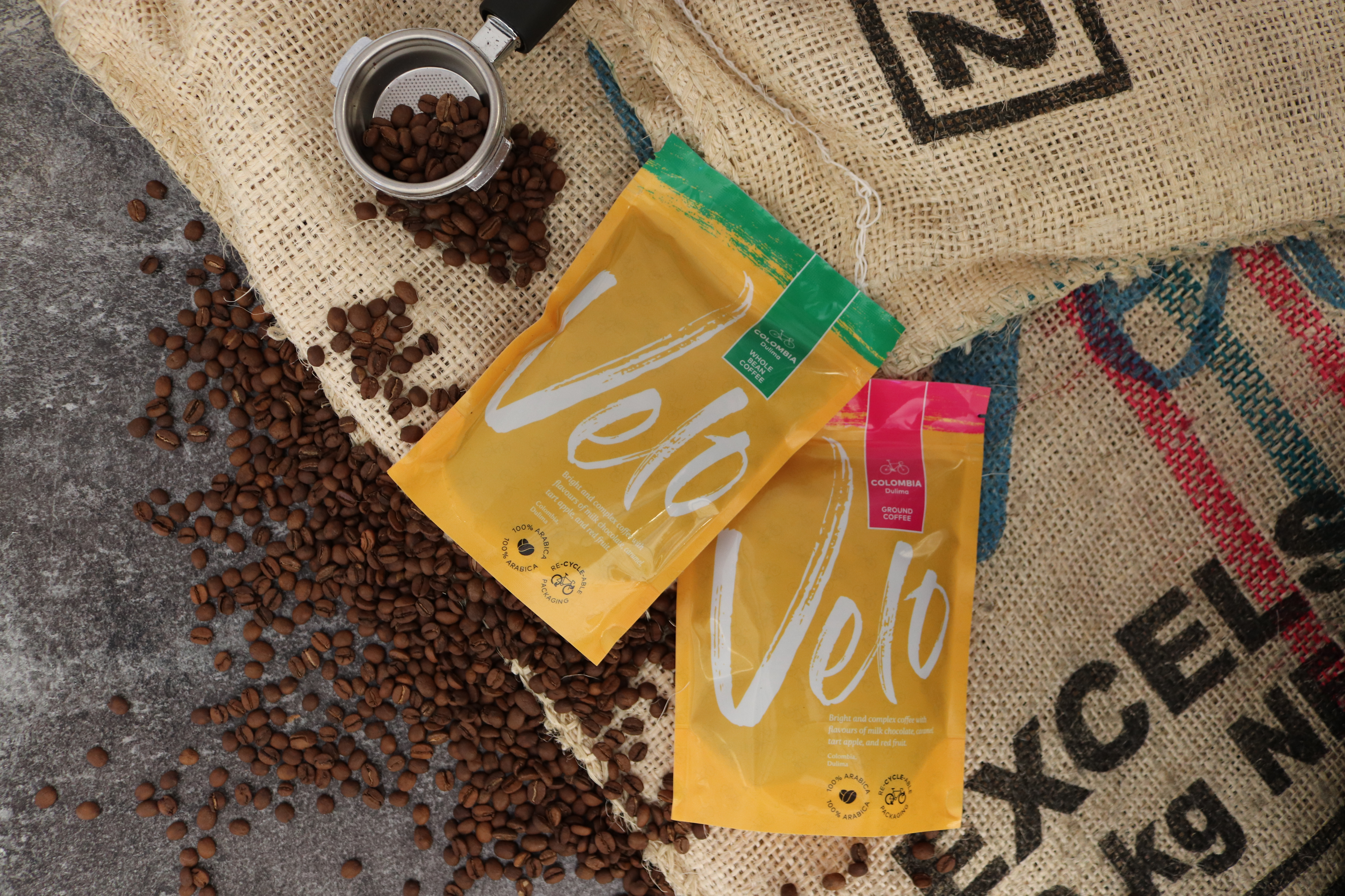 Velo Coffee Colombia Dulima
