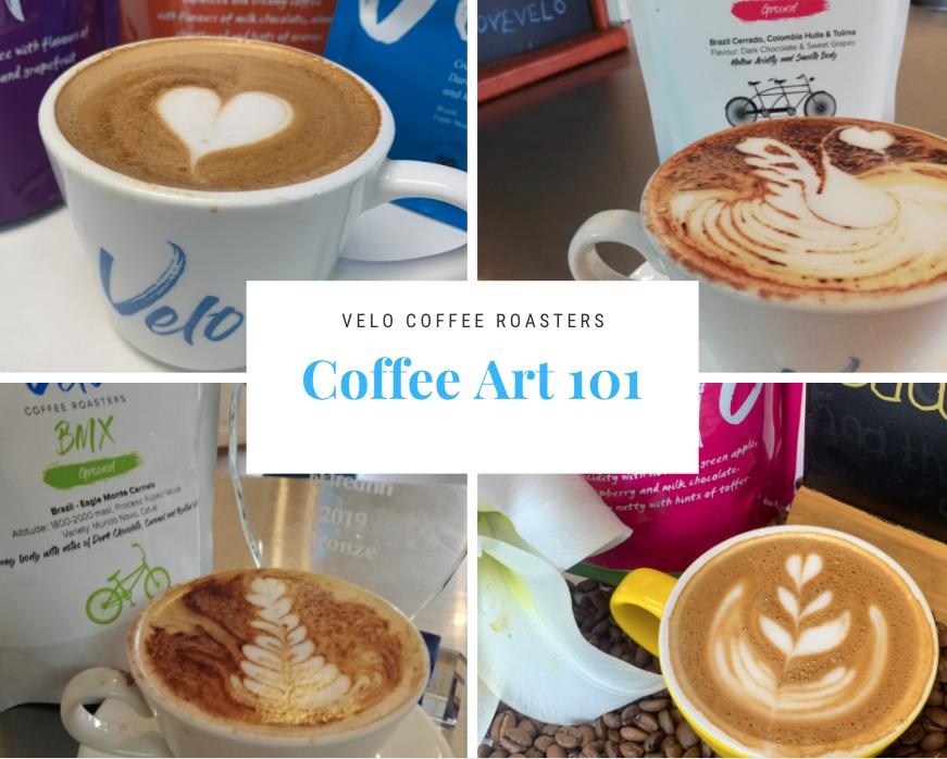 Velo Coffee Art