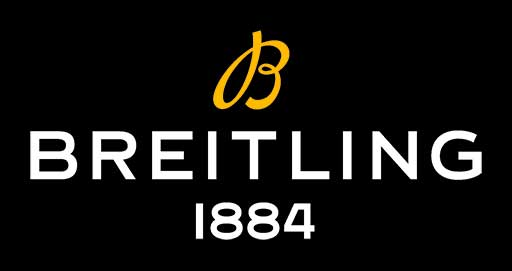 Breitling logo white