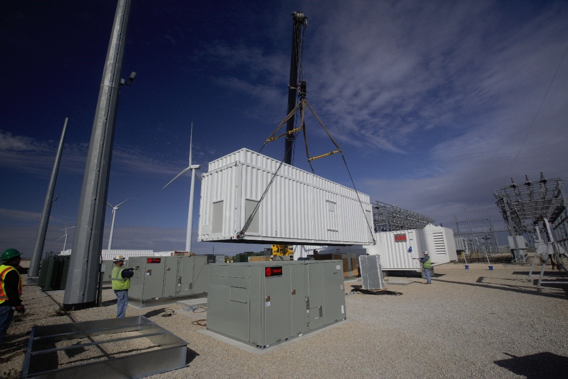 Energy Storage Installation