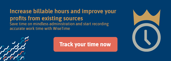 wisetime time tracking