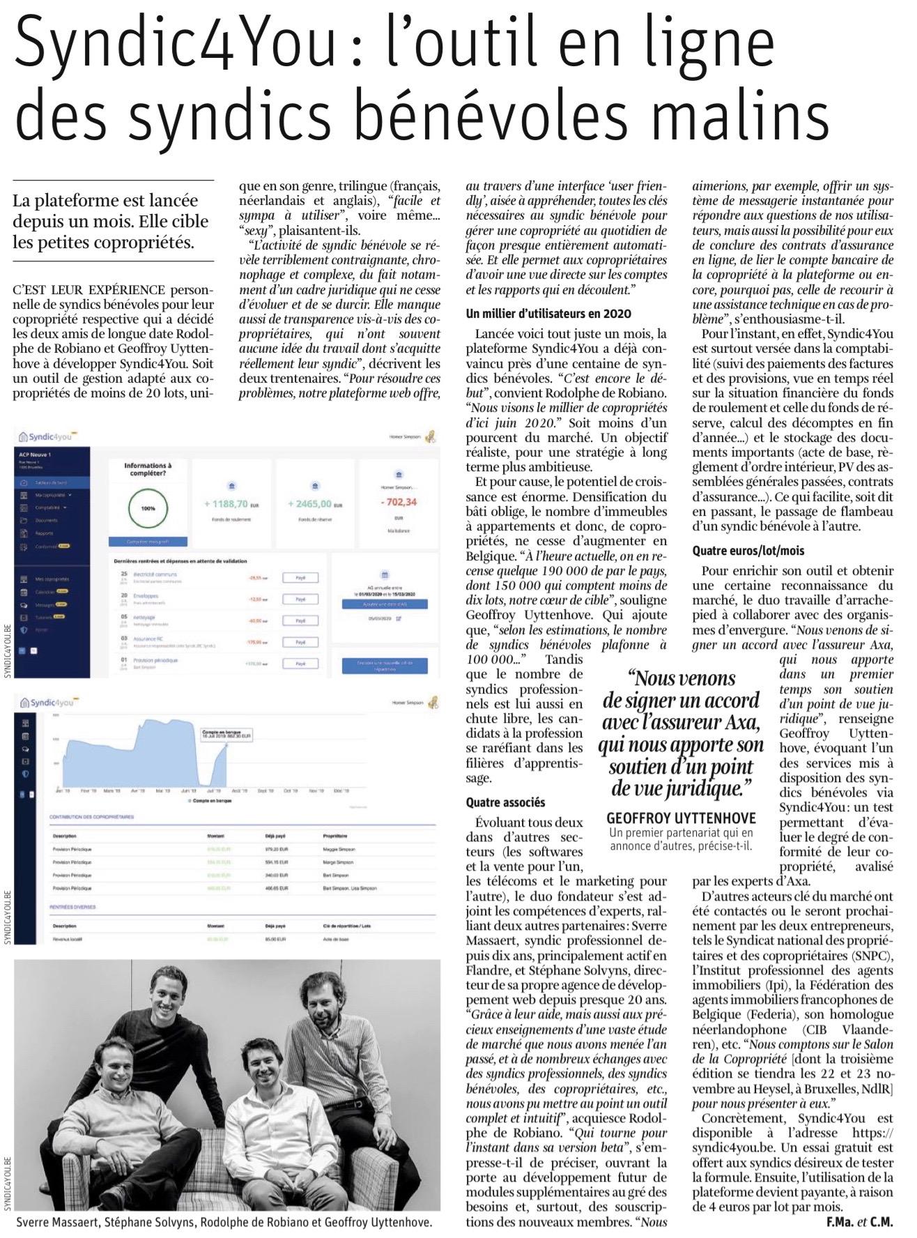 Article-La-Libre-31-oct-2019
