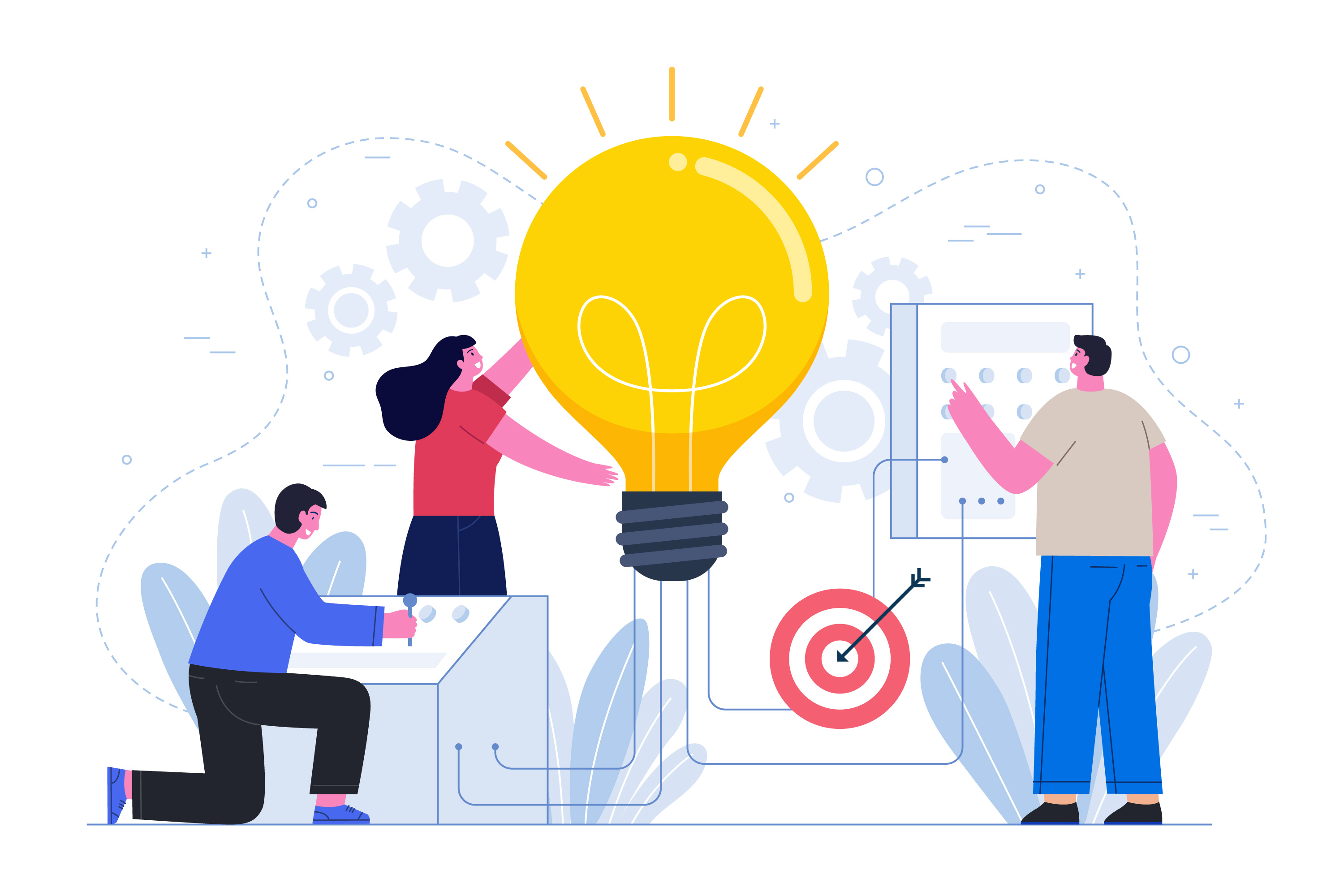 Implementing The Idea RPA