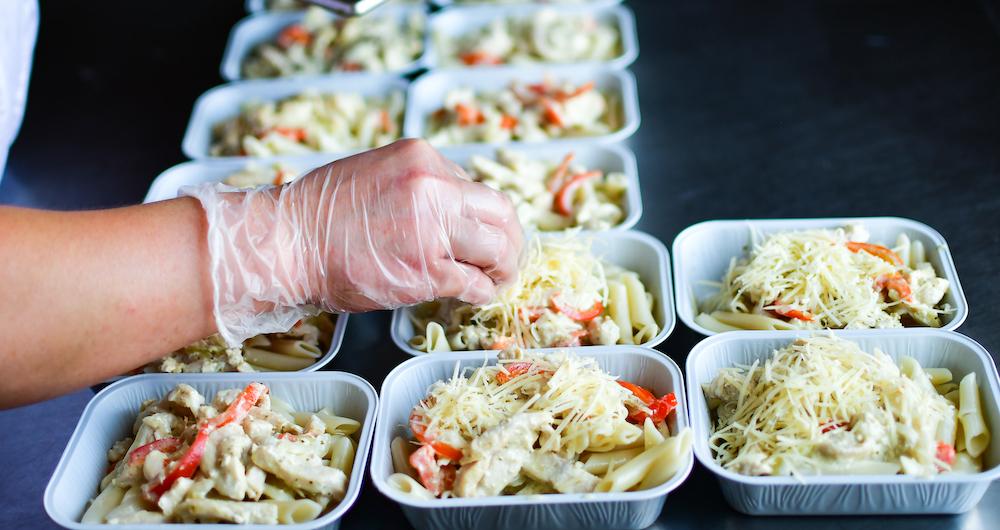 Quatro etapas principais de segurança alimentar para trabalhadores do setor alimentício