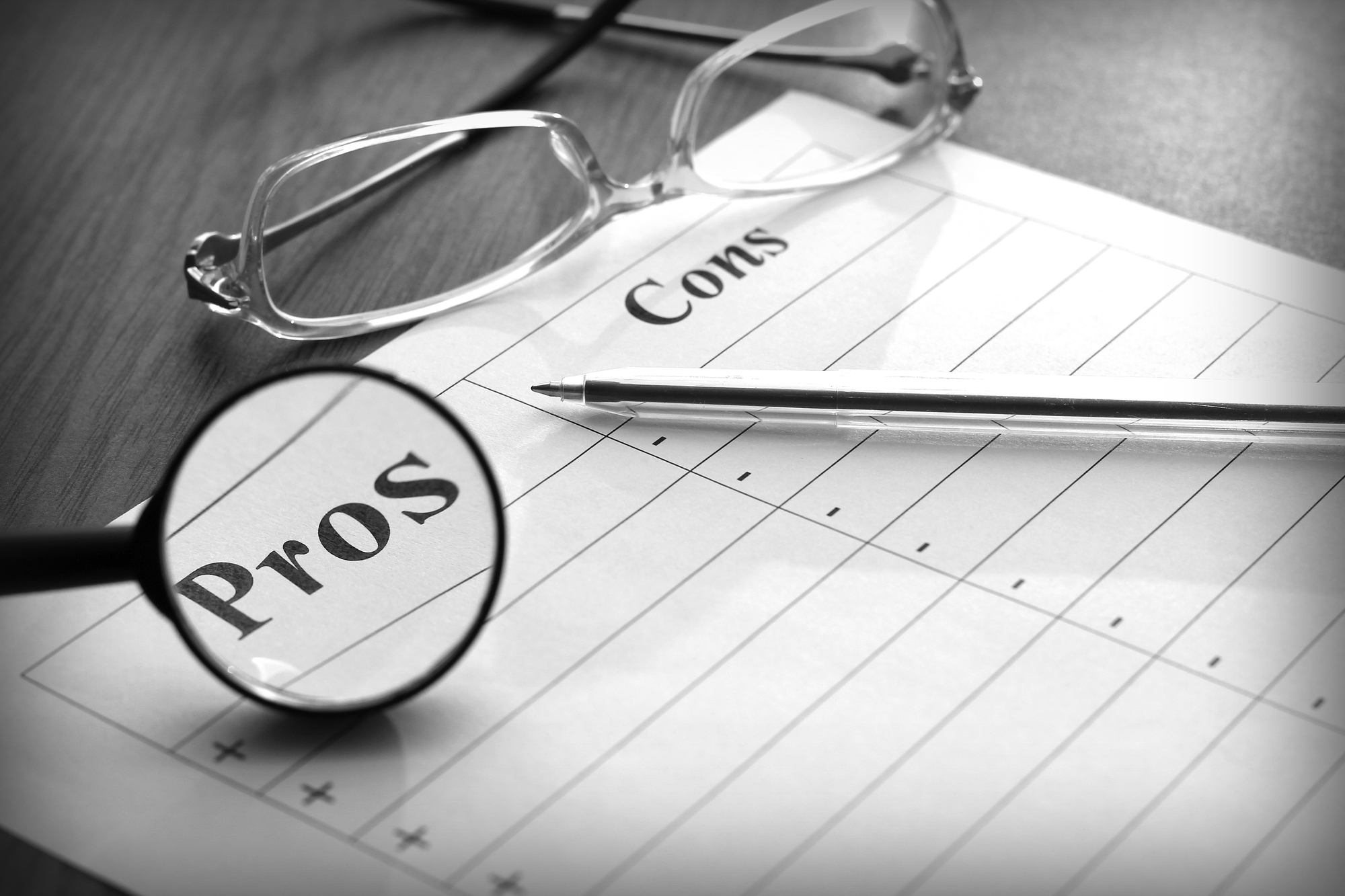 Pros and Cons of Sub-Contract Manufacturing