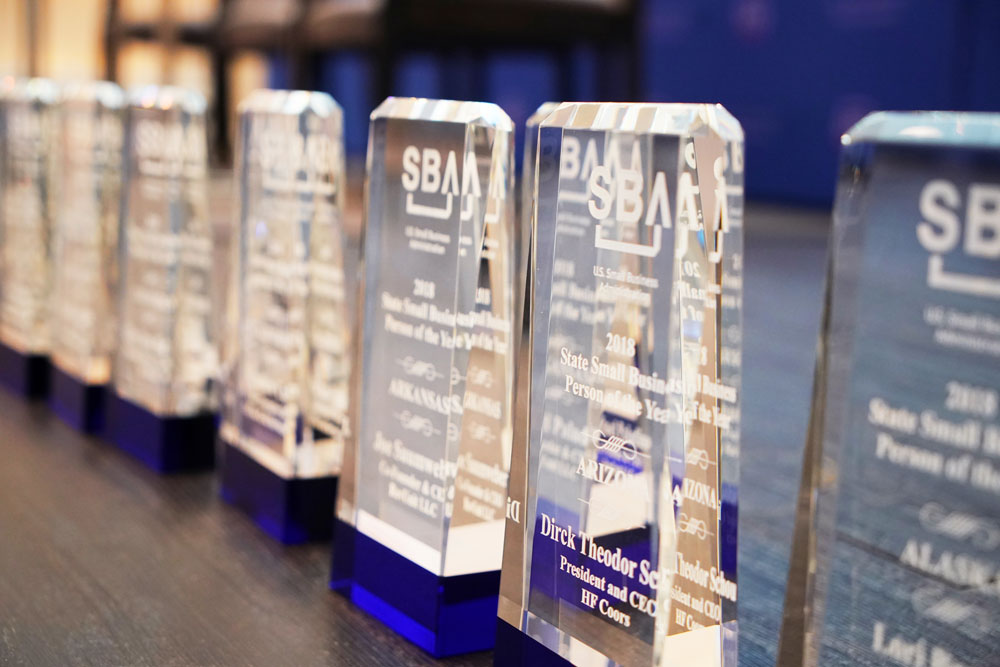 SBA Award Shines Light on M.S. Hi-Tech