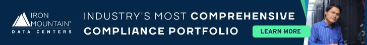 compliant data centers
