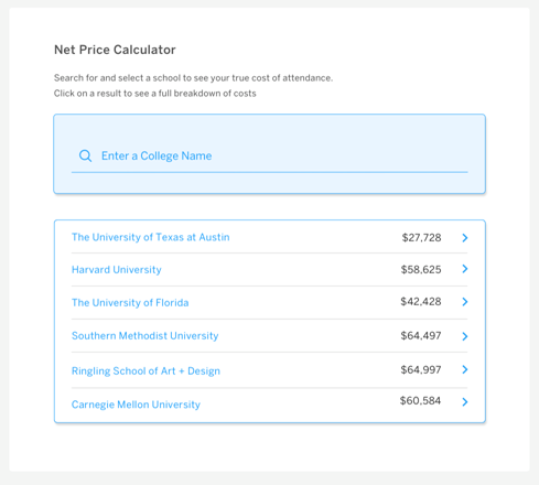 net-price