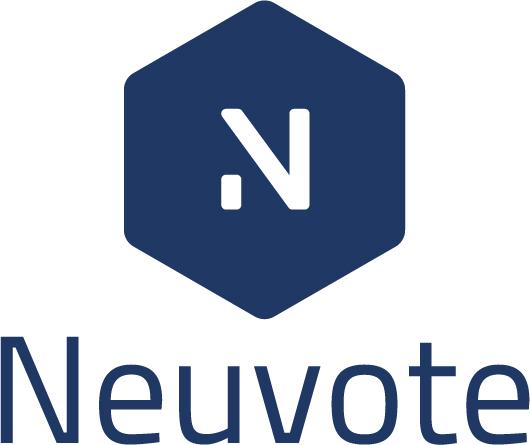 darkblue neuvote logo